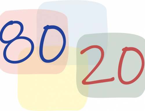 Making the 80/20 Rule Work For You