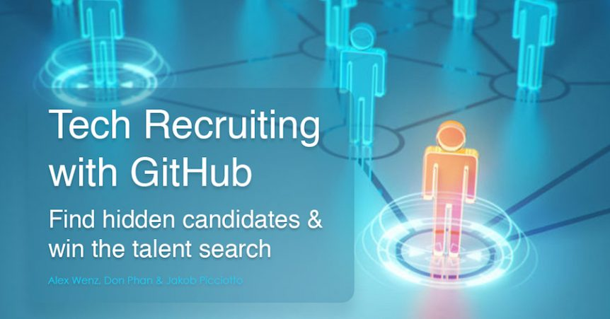 GitHub Recruiting Complimentary eBook