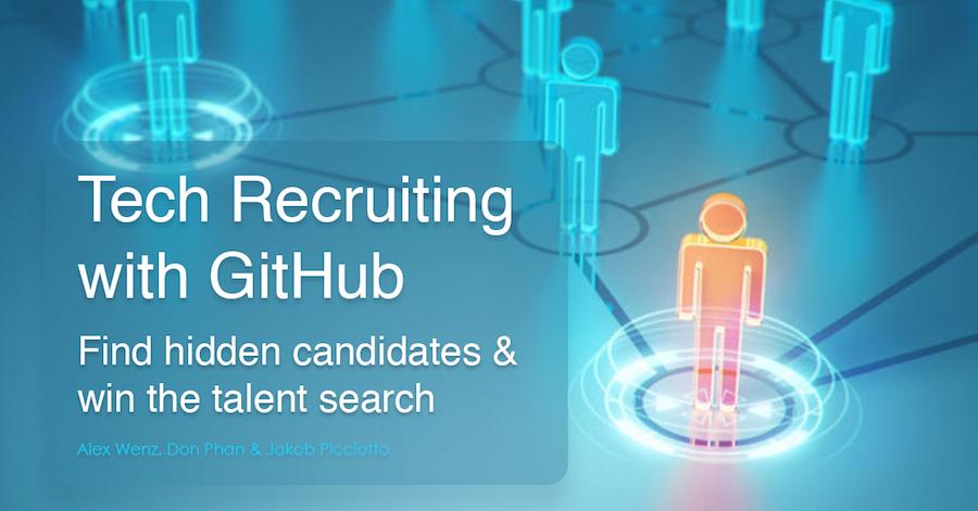 GitHub Recruiting Complimentary eBook